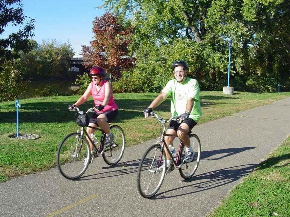 Zane's Landing Park & Riverfront Bike Path