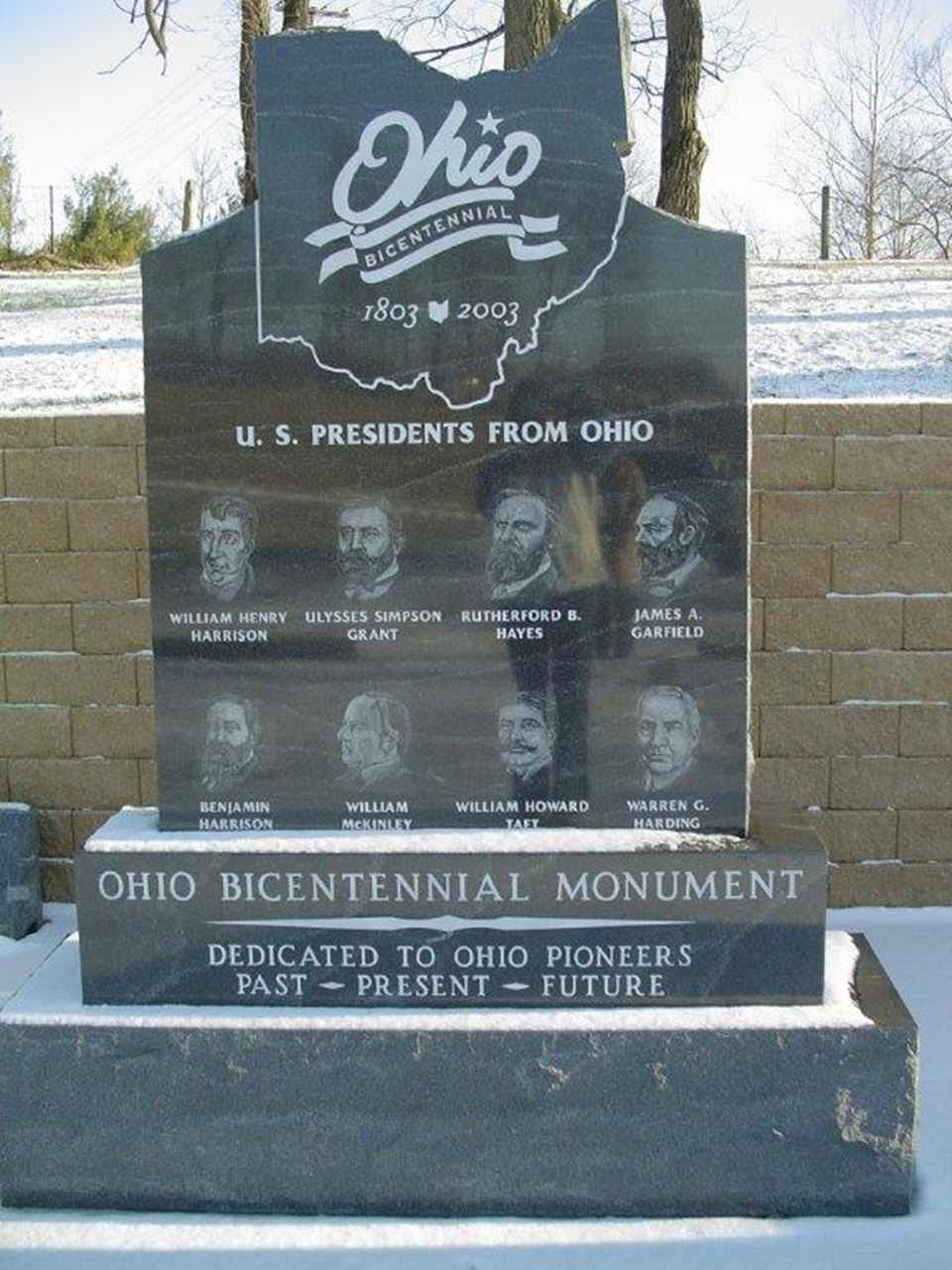 Ohio Bicentennial Monument