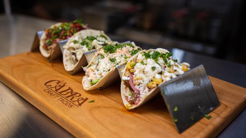 La Cabra Craft Tacos