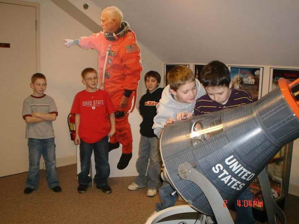 The John and Annie Glenn Museum