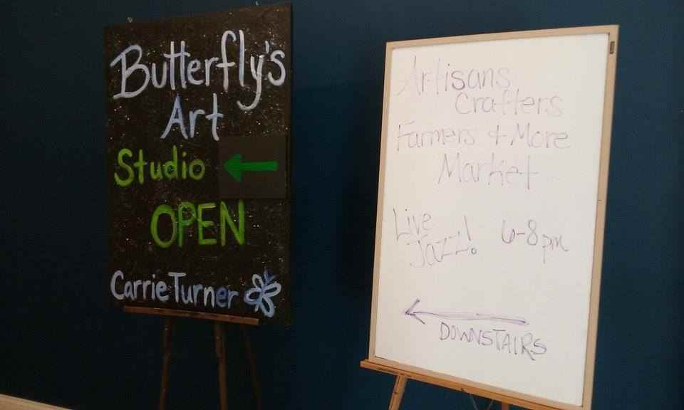 Butterfly's Art Studio & Gallery