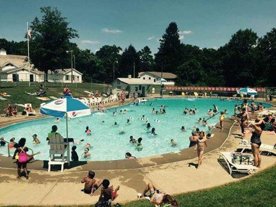 Muskingum Family YMCA Pool at Park Central
