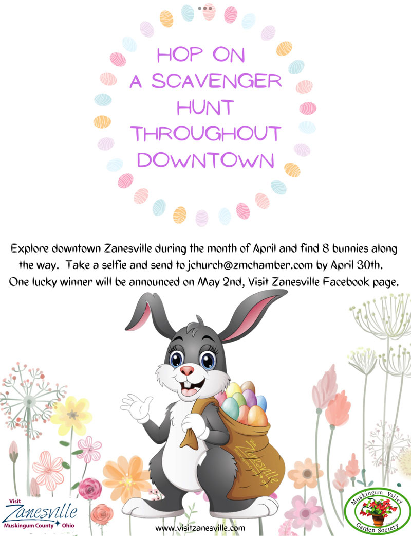 HOP ON OVER TO OUR TRAILS